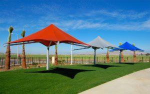 shade umbrellas