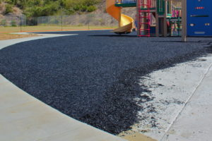 Poured IN Place Rubber Surfacing