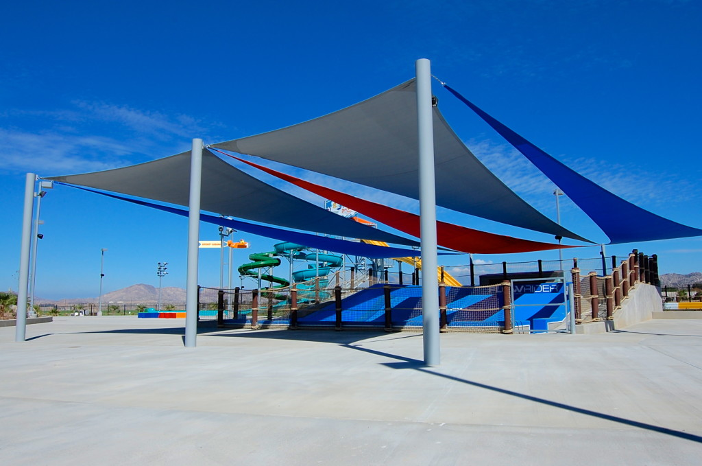 Large Shade Canopy