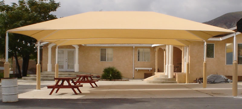 Hip Roof Shade