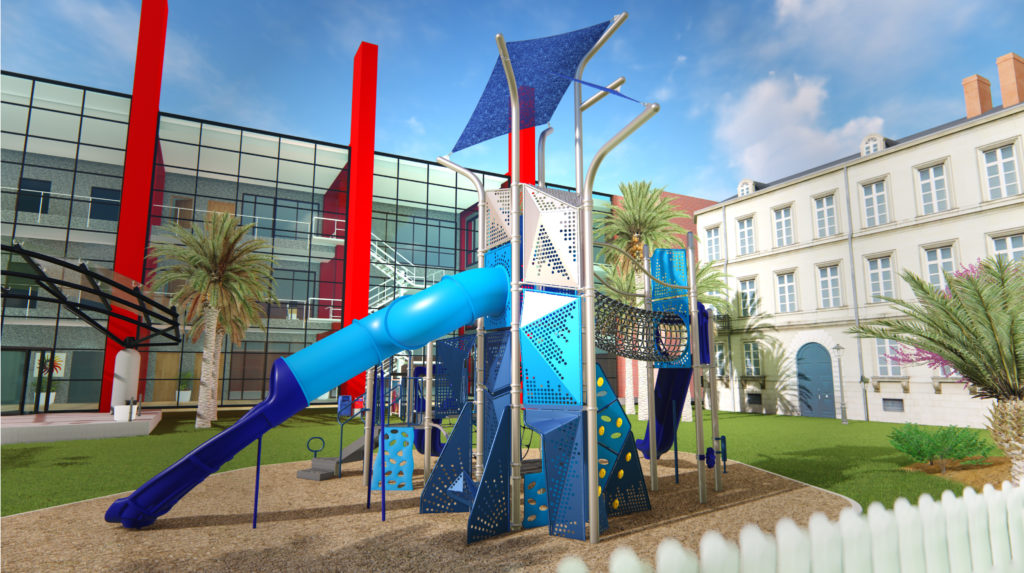 Commercial Play equipment